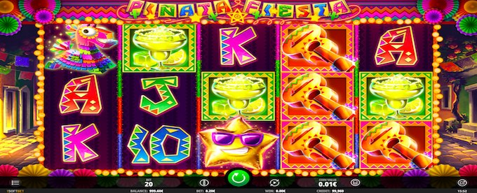 Piñata Fiesta slot review