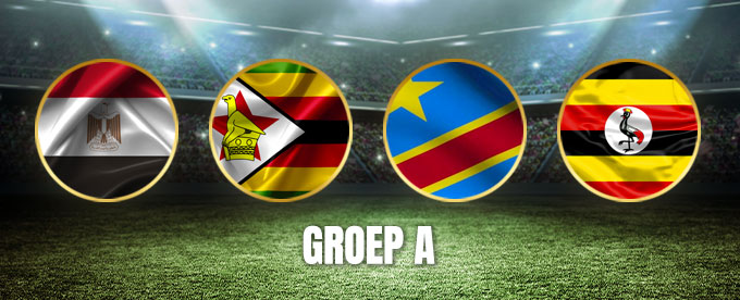Africa Cup 2019: Groep A