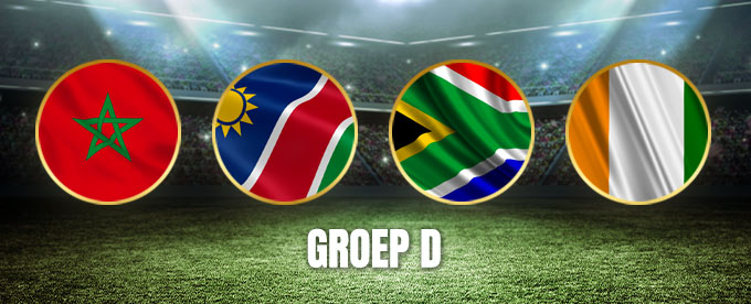Africa Cup 2019: Groep D