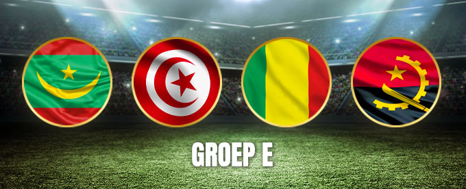 Africa Cup 2019: Groep E