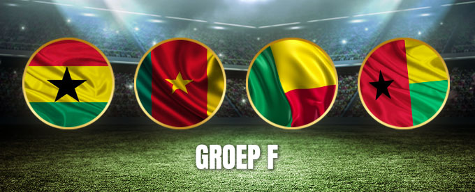 Africa Cup 2019: Groep F