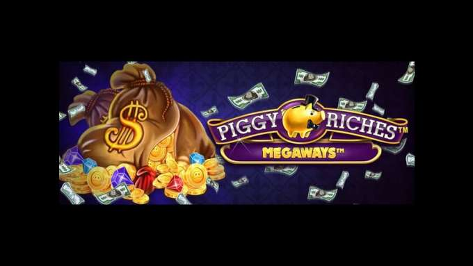 Piggy Riches MegaWays™ - Red Tiger & NetEnt