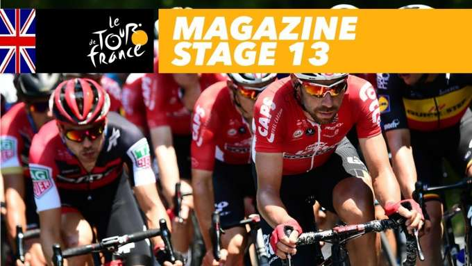 Magazine : Thomas De Gendt, the art of the breakaway - Stage 13 - Tour de France 2018