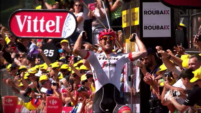 Tour de France 2018: Stage 9 highlights