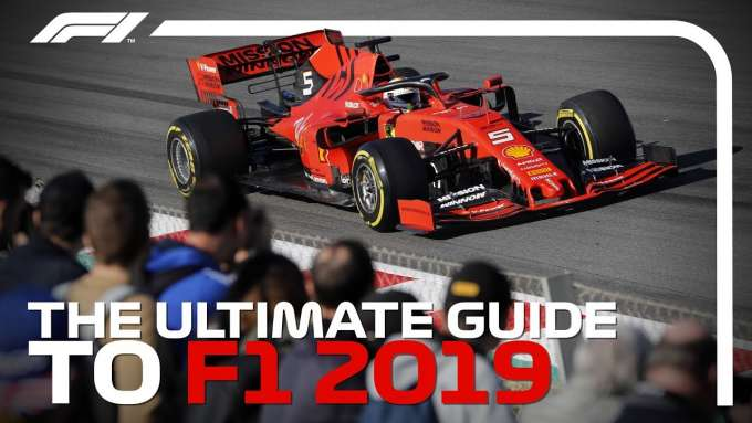 The Ultimate Guide to the 2019 F1 Season