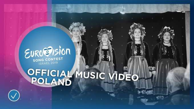Tulia - Fire of Love (Pali się) - Poland 🇵🇱 - Official Music Video - Eurovision 2019